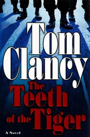 The Teeth of the Tiger - First edition cover