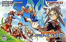 tales of phantasia gameplay