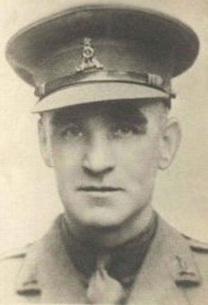 John O'Neill (VC) - Image: VC John(or O'NIELL)O'neill