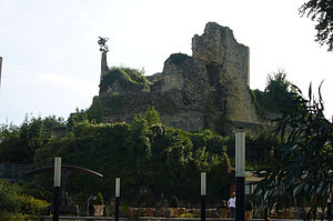 Valkenburg Castle - Image: Valkenburg Castle