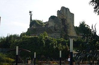 Valkenburg Castle - Image: Valkenburg Castle