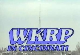 <i>WKRP in Cincinnati</i> American television series 1978–1982