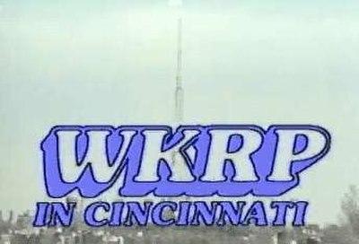 Picture of a TV show: Wkrp In Cincinnati