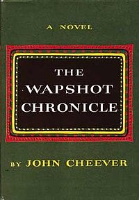 The Wapshot chronicle, the Wapshot scandal / John Cheever