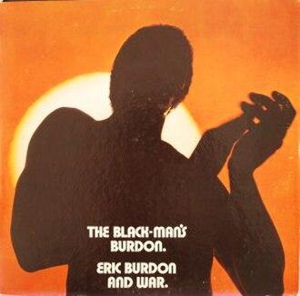 The Black-Man's Burdon - Image: War The Black Man's Burdon