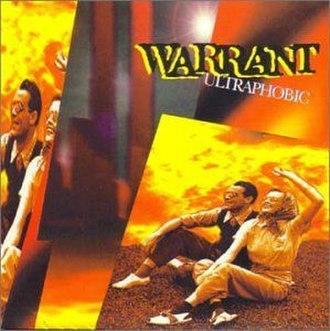 Ultraphobic - Image: Warrantultra