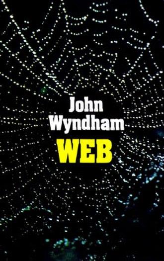 Web (novel) - First edition hardback cover
