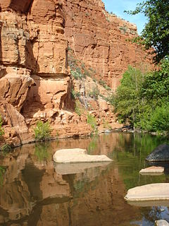 West Clear Creek Wilderness 15,238-acre (6,167 ha) wilderness area in the U.S. state of Arizona