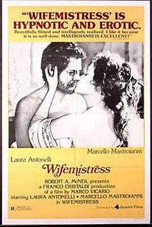 <i>Wifemistress</i> 1977 film by Marco Vicario