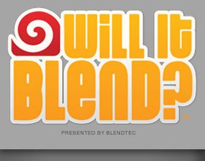 Will It Blend? - Image: Will it blend logo
