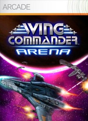 Wing Commander Arena - Image: Wingcommanderarenaco ver