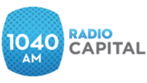 "XHCH-FM - Final ""Radio Capital"" logo before AM-FM migration"