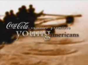 Young Americans (TV series) - Young Americans title