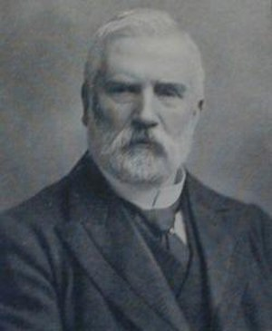 Glasgow Central by-election, 1909 - Andrew Mitchell Torrance MP, circa 1906