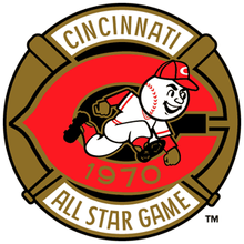 1970 Major League Baseball All-Star Game logo.png