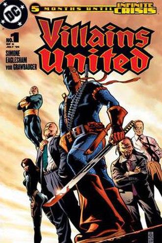 Secret Society of Super Villains - Image: 4 villain