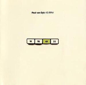 45 RPM (album) - Image: 45RPMAlbum