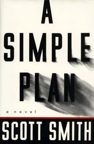 A Simple Plan (novel) - Image: A Simple Plan