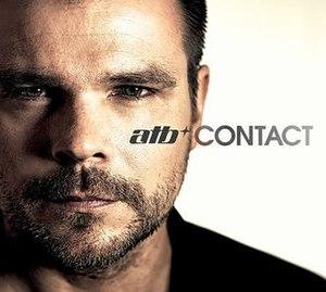 Contact (ATB album) - Image: ATB Contact albumcover