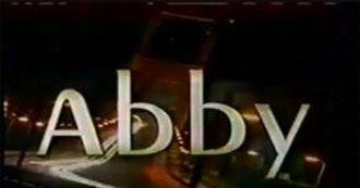 Abby (TV series) - Title card