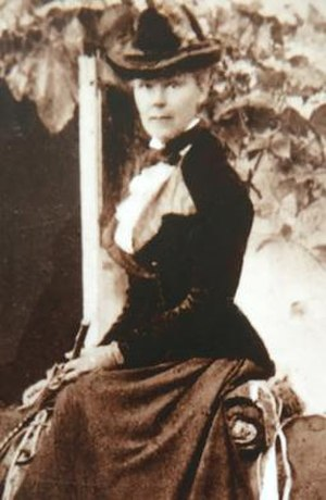 Adela Breton - Image: Adela Breton