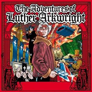 The Adventures of Luther Arkwright - Image: Adventuresoflutherar kwrightcd
