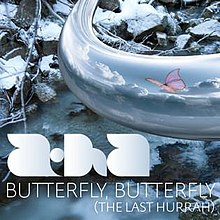 A-ha - Butterfly, Butterfly (The Last Hurrah) (studio acapella)