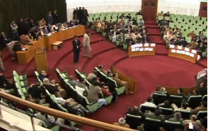 National Transitional Council - Opposition meeting in Bayda, 24 February 2011