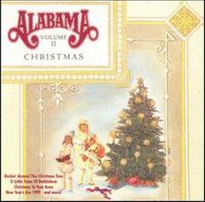 Christmas Vol. II - Image: Alabama Christmas 2