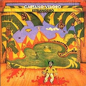 Estrangeiro - Image: Album estrangeiro cover