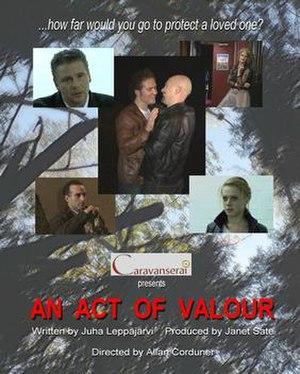 An Act of Valour - An Act of Valour DVD cover art.