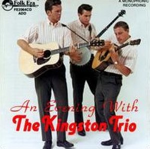An Evening with The Kingston Trio - Image: An Evening with The Kingston Trio