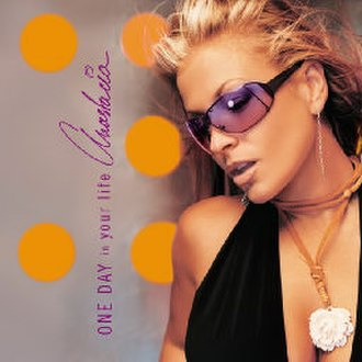 One Day in Your Life (Anastacia song) - Image: Anastacia one day in your life