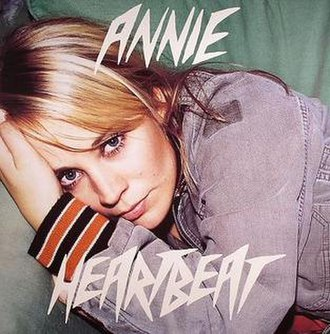 Heartbeat (Annie song) - Image: Annie Heartbeat UKCD2