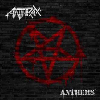 Anthems (Anthrax EP) - Image: Anthrax Anthems