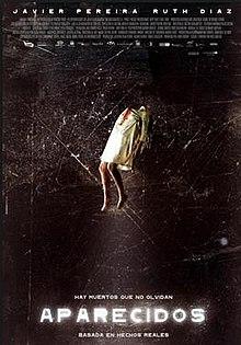 Aparecidos 2007 film poster.jpg