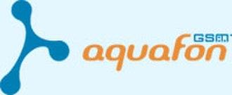 Aquafon - Image: Aquafon logo