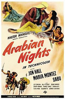 <i>Arabian Nights</i> (1942 film) 1942 film