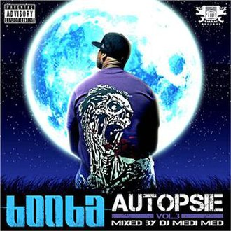 Autopsie Vol. 3 - Image: Autopsie Vol 3 by Booba