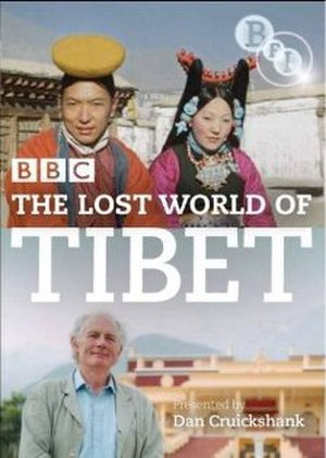 The Lost World of Tibet - BBC DVD Cover