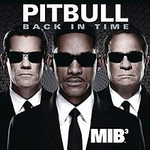 pitbull back in time download