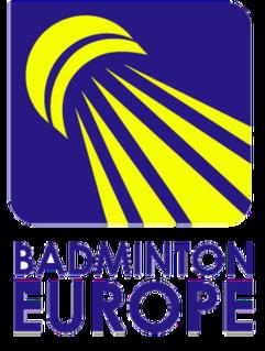 Badminton Europe badminton association