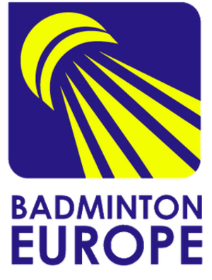 Badminton Europe - Image: Badminton Europe Logo