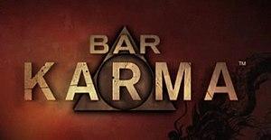 Bar Karma - Image: Bar Karma logo