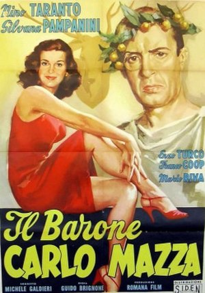 Baron Carlo Mazza - Image: Baron Carlo Mazza
