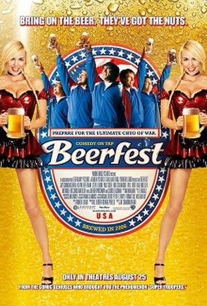 Beerfest - Film poster