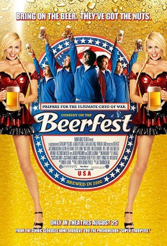 Beerfest - Theatrical release poster