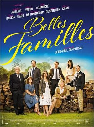 Families (2015 film) - Film poster