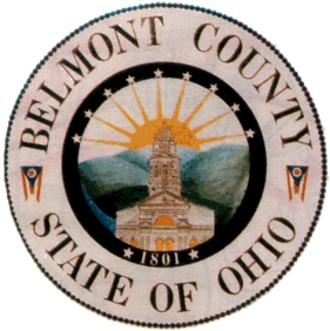 Belmont County, Ohio - Image: Belmont County Ohio Seal