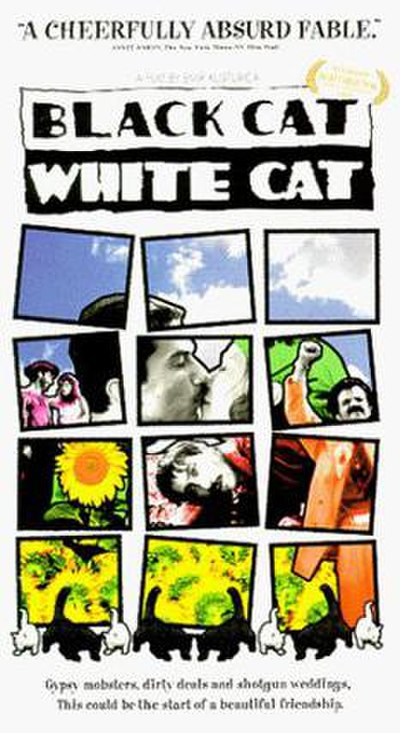 Picture of a movie: Black Cat, White Cat